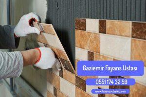 Gaziemir Fayans Ustası Seramik Kalebodur 0551 174 32 59